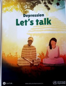 Let's talk depression in Kigali