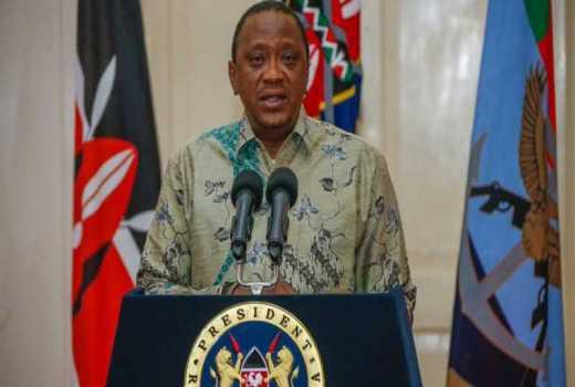 Uhuru Kenyatta cabinet secretaries