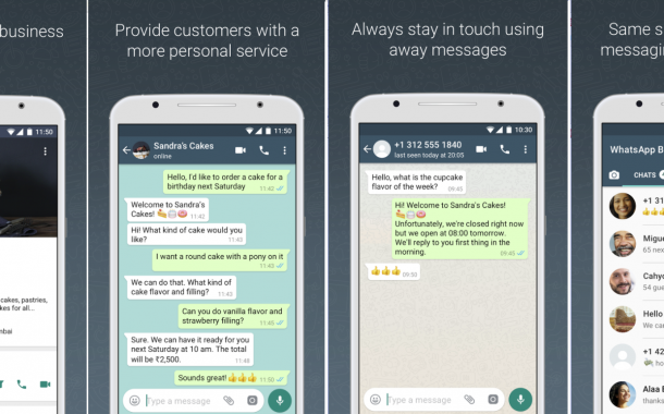 WhatsApp Is Rolling Out New Business Tools via a Dedicated App