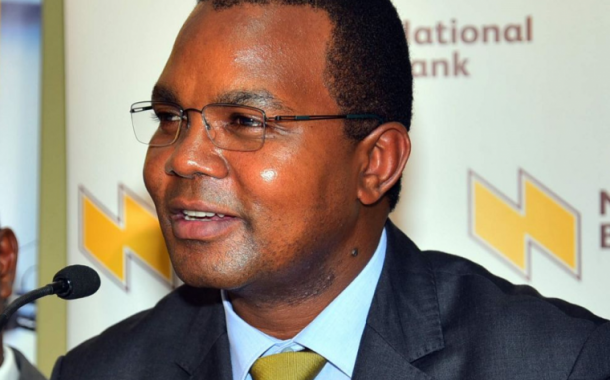 Wilfred Musau CEO of National Bank Of Kenya