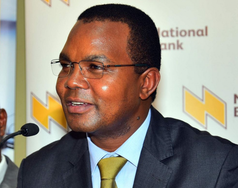 One on one with National Bank of Kenya (NBK) Chief Executive Officer Wilfred Musau. This is your second financial year since you took over the reins as the CEO. You have had a bag of mixed fortunes.
