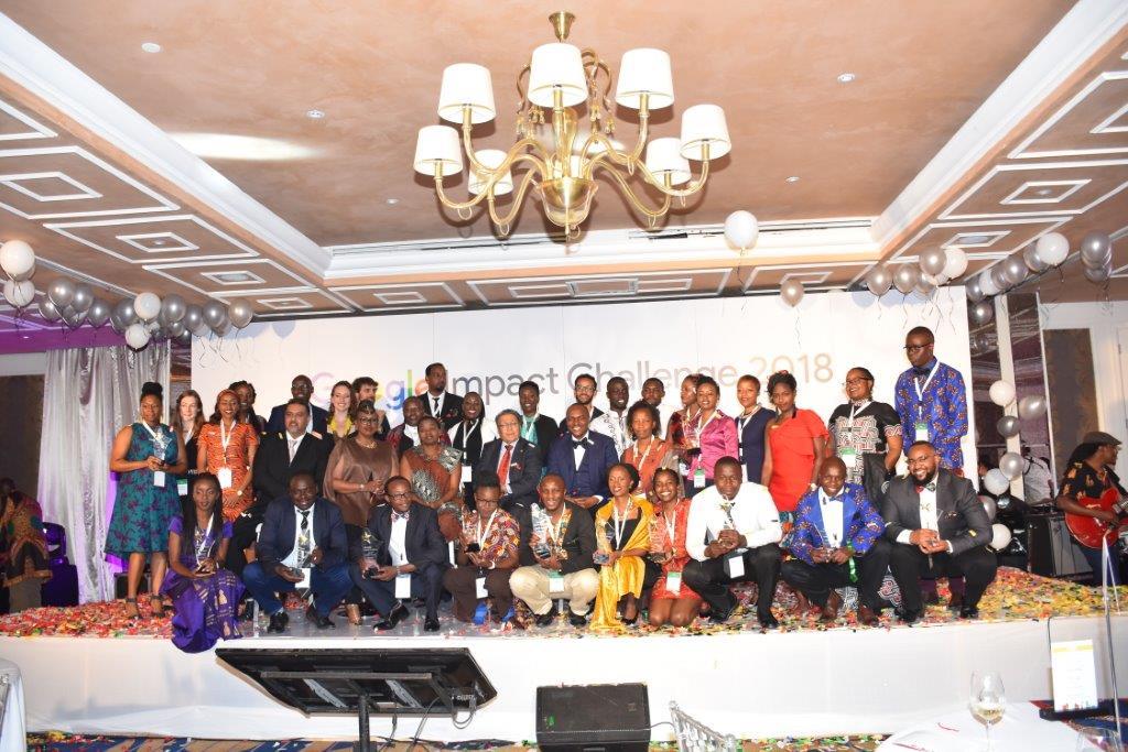 Google Impact Challenge Kenya Finalists 2018 Unveiled