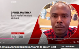 Daniel Maithya On BBC World Service TV Money Daily