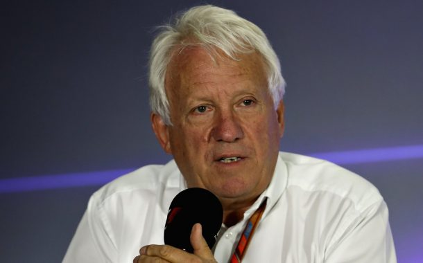 Famous Quotes From Charlie Whiting