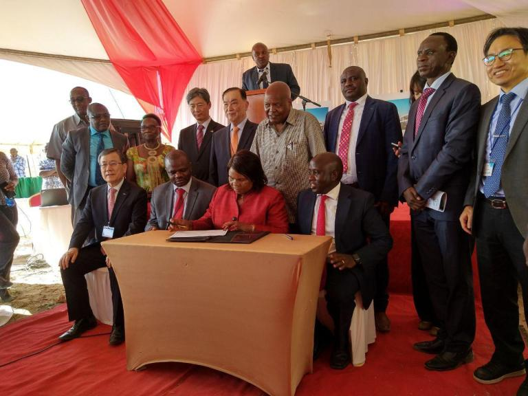 Korea Advanced Institute of Science and Technology (KAIST) has sealed a deal with the Kenya Government that will see the launch and construction of an equivalent institution called Kenya Advanced Institute of Science and Technology (KAIST).