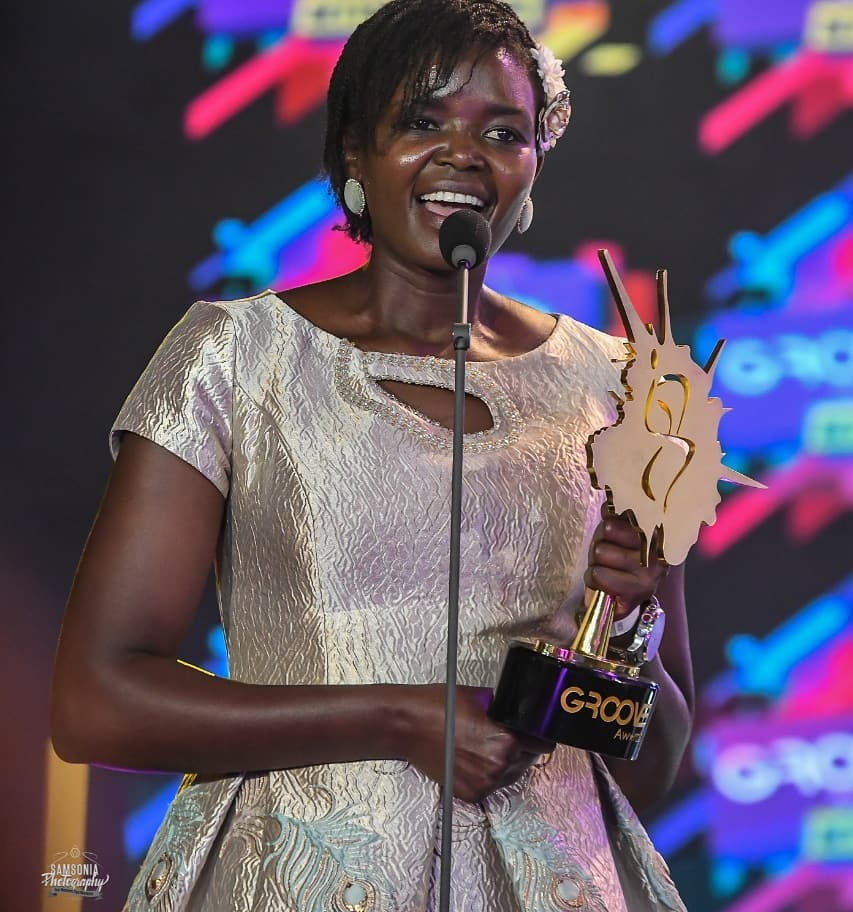Groove Awards list of winners for its 14th edition is finally out. In the awards Gala that was held at the Mövenpick Hotel & Residences Nairobi, Jabidii who had received a total of eleven nominations did not disappoint as he scooped five out of the eleven.