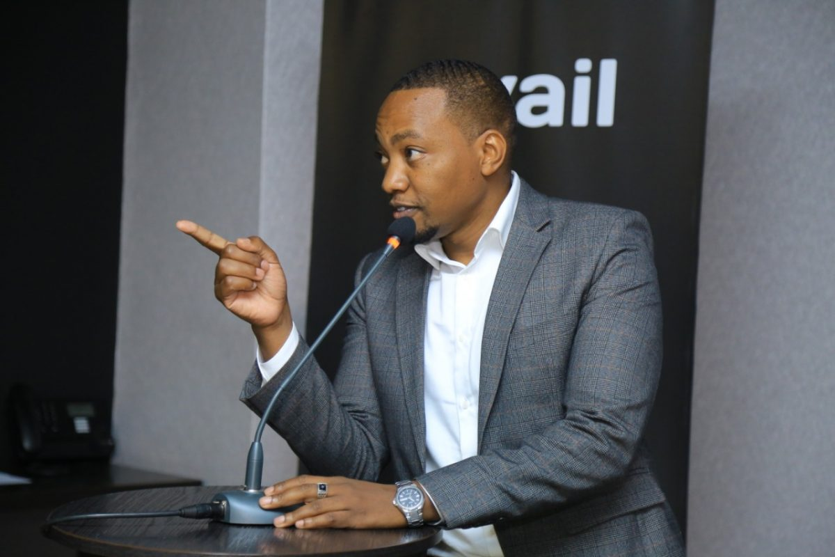 Speaking during the unveiling of the new brand, Evail Founder and Technical Director David Njoroge said the rebrand was in line with the company's commitment to its our customers on its readiness to serve them better in a fast-changing technology environment.