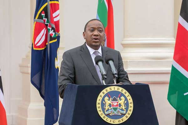 President Uhuru Kenyatta New Cabinet Secretary Nominations 2020