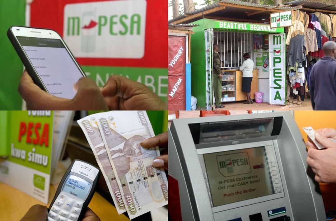 Withdrawal from M-PESA Agent