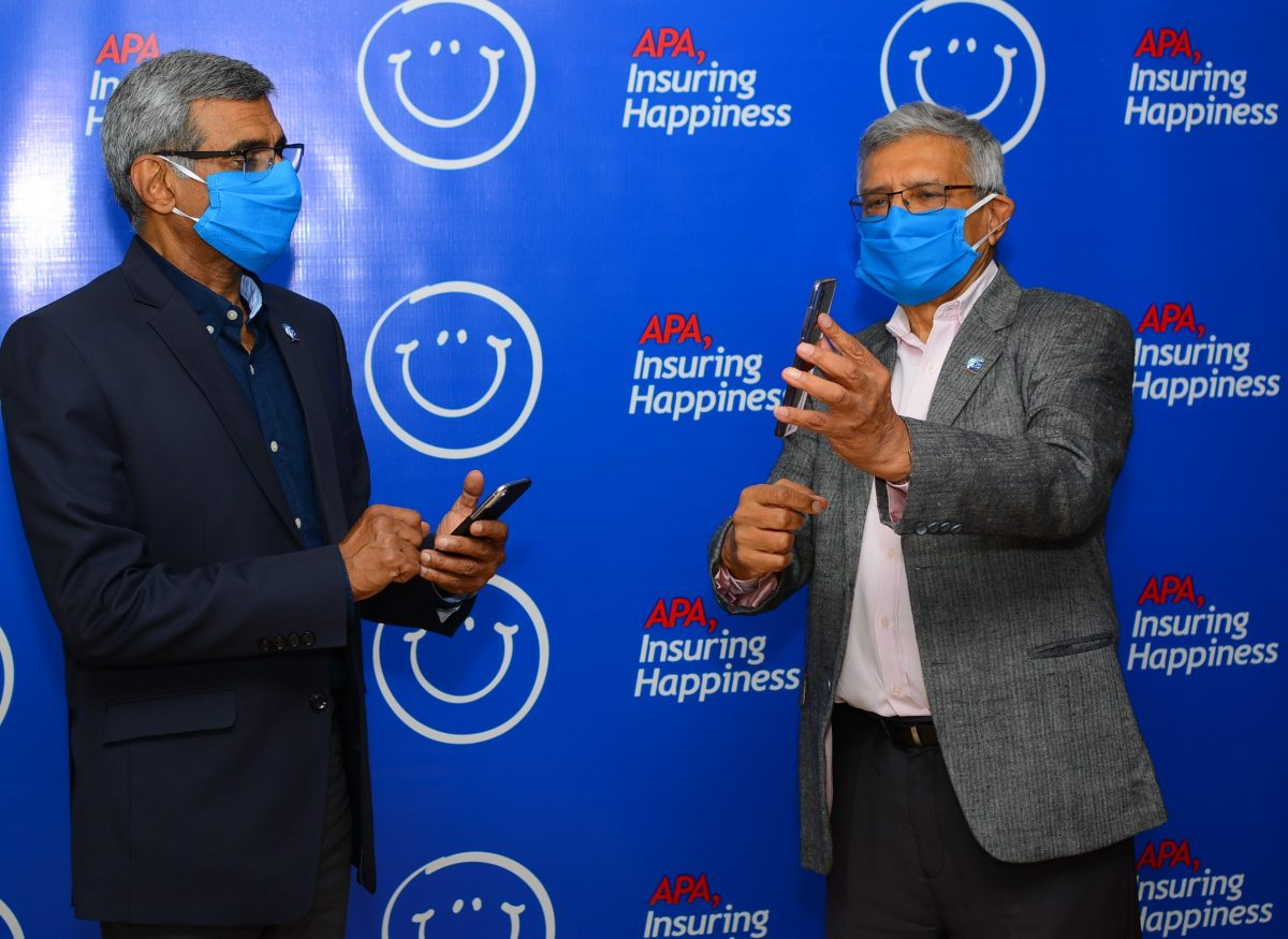 APA Insurance, one of Kenya's leading insurers, today announced the launch of their innovative APA Insurance Happiness app. The launch of the app will enable Kenyan's to make fast and safe motor insurance purchases, renewals and report claims easily on their mobile devices anywhere and anytime.