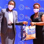 APA Life has donated 1000 children's reusable face masks to Cheleta Primary School. The move has seen the company through APA Apollo Foundation donate over 10, 000 masks to some of the most disadvantaged communities in Kenya.