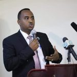 The writer, Dr. Abdiqani Sheikh Omar is a Senior WASH Strategic Policy Advisor at the Ministry of Energy and Water in Somalia and Former Director General at Ministry of Health and Human Service, FGs