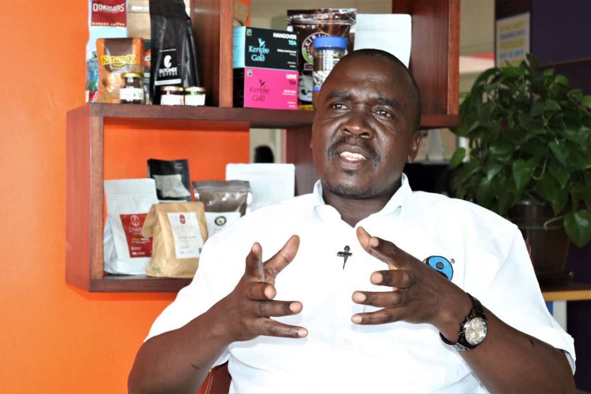 Fairtrade Africa Programmes Director Chris Oluoch says the pandemic has also seen many workers lose their jobs, as companies closed shop due to lack of access to markets as most countries closed their borders.