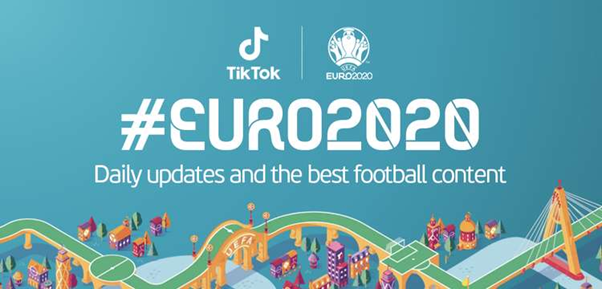 TikTok continues to be a vibrant hub of sporting content bringing all the soccer spirit through a full-screen, sound-on virtual experience for UEFA EURO 2020 fans