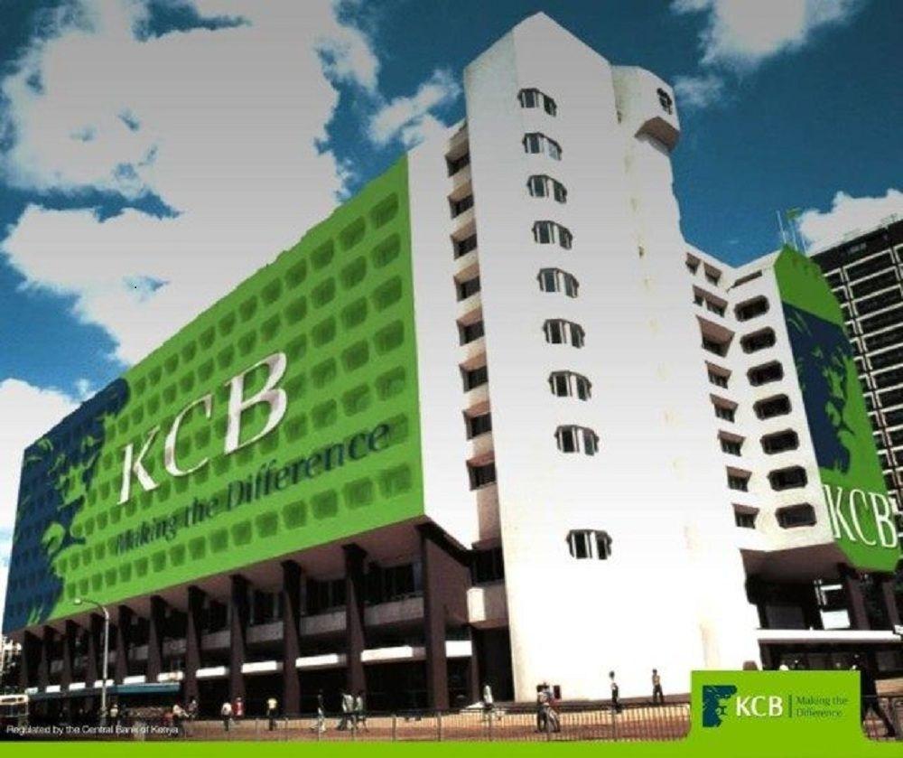 The Kenya Commercial Banks (KCB) Branches In Nairobi Kenya 2021